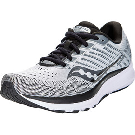 saucony Ride 13 Schuhe Damen alloy/black
